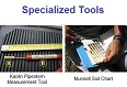 33. Specialized Tools